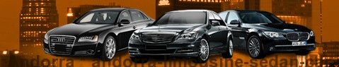 Limousine Andorra | car with driver