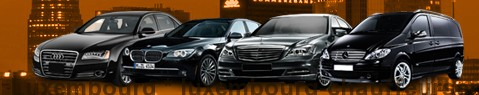 Chauffeur Service Luxembourg