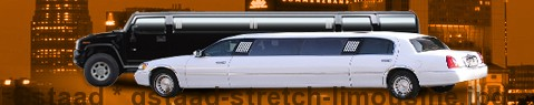 Stretchlimousine Gstaad