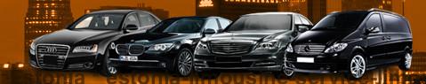 Limousine Service Estonia | Car Service | Chauffeur Drive