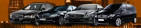 Limousine Service Leiden | Car Service | Chauffeur Drive