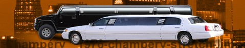 Stretch Limousine Champéry | limos hire | limo service