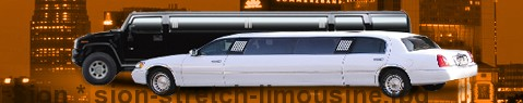 Stretch Limousine Sion | limos hire | limo service