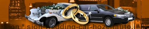 Wedding Cars Sion | Wedding limousine