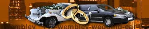 Wedding Cars Wembley | Wedding limousine